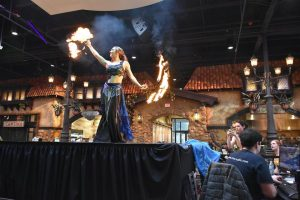 Beyond Wings Fire Dance Saturday Performances