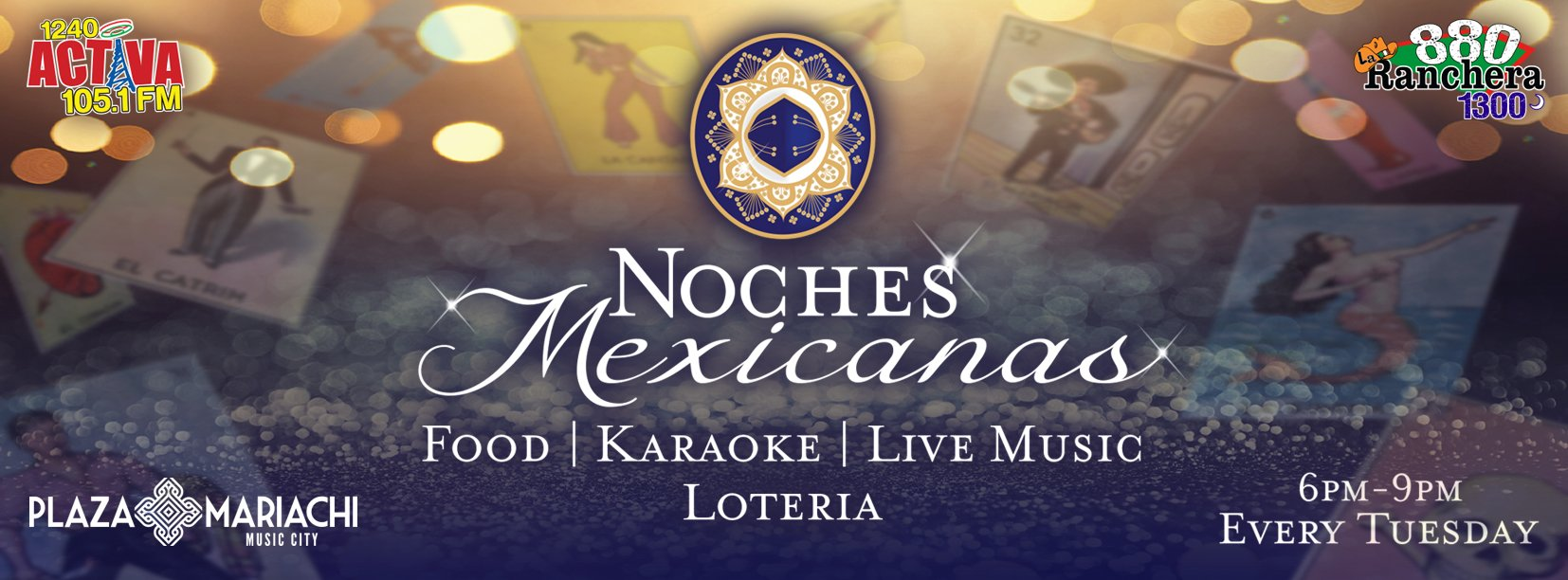 Noches Mexicanas
