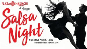 Salsa Night - Salsa Club Dancing
