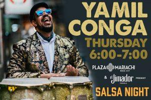 Yamil Conga and Salsa