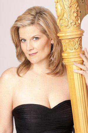 Kirsten Agresta Copley - Harp