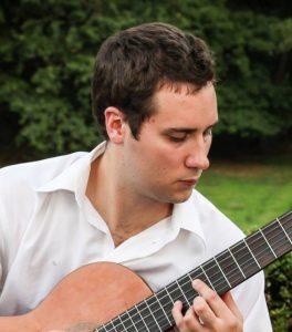 Spanish Guitarist Joey Grimaldi