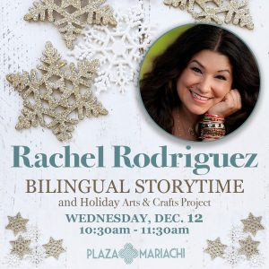 Rachel Rodriguez - Storytime for My Little Amigos