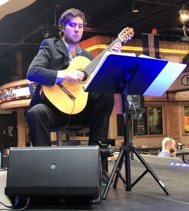 Classical Guitar with Joey Grimaldi