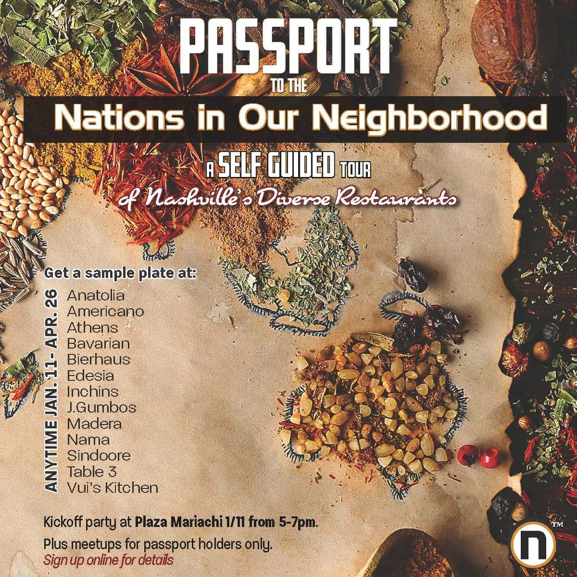 Nations in our Neighborhood