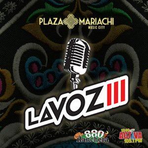 La Voz III