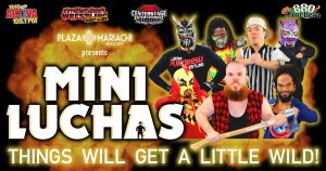 Mini Luchas Midget Wrestling
