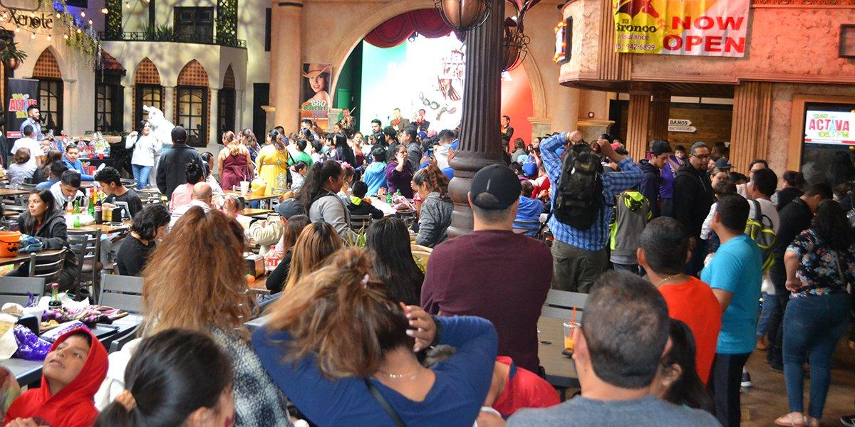 Easter 2018 at Plaza Mariachi