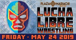 Lucha Libre Wrestling May 24, 2019