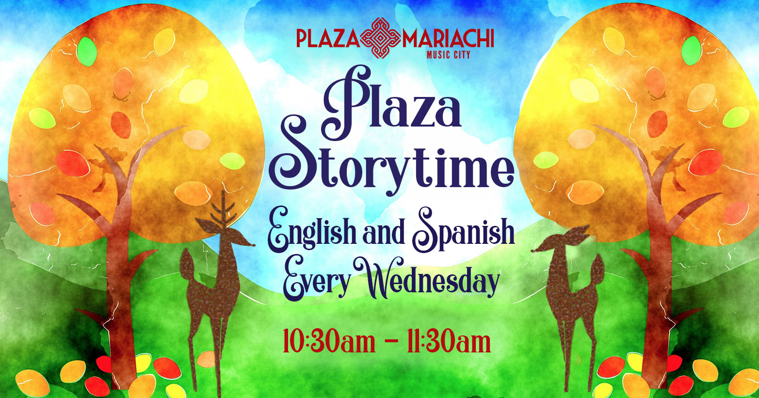 Bilingual Story Time