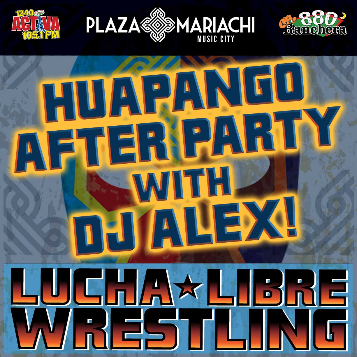 Huapango After Party with DJ Alex