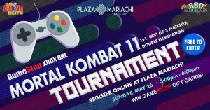 Mortal Kombat 11 Tournament