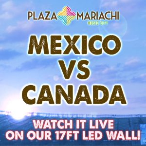 Mexico vs Canada Gold Cup Game