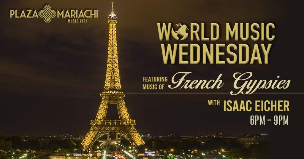 French Gipsy Jazz Trio