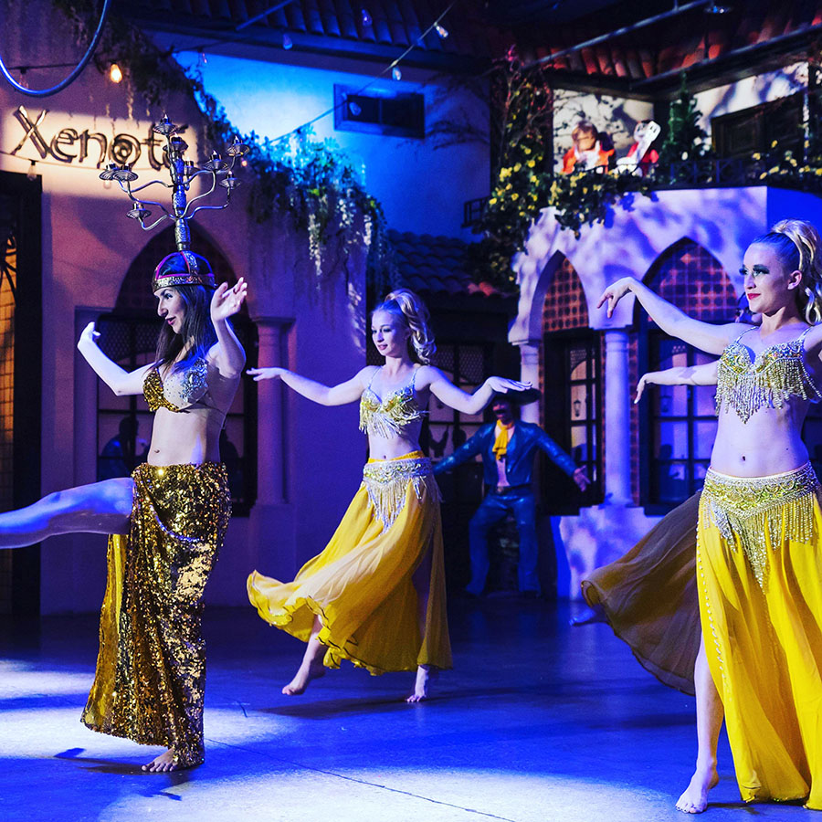 Belly Dance Wednesdays