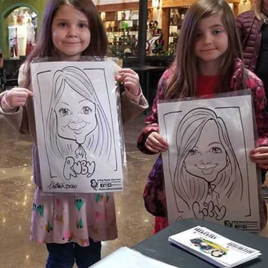 Free Caricatures!