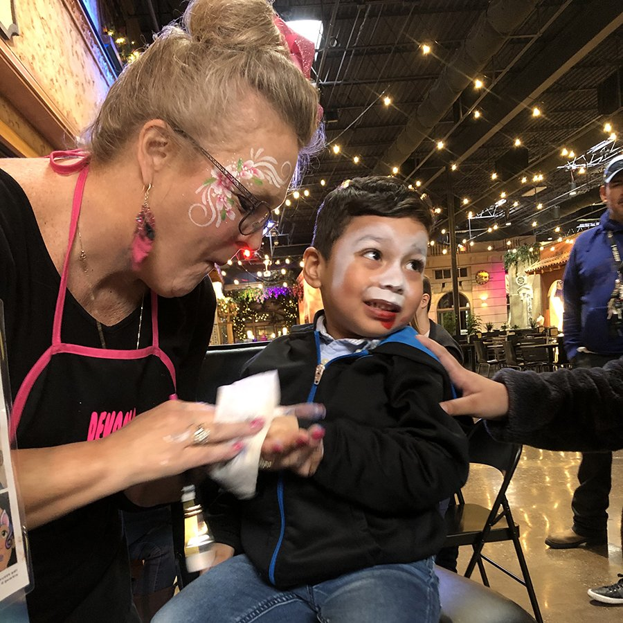 FREE Face Painting!