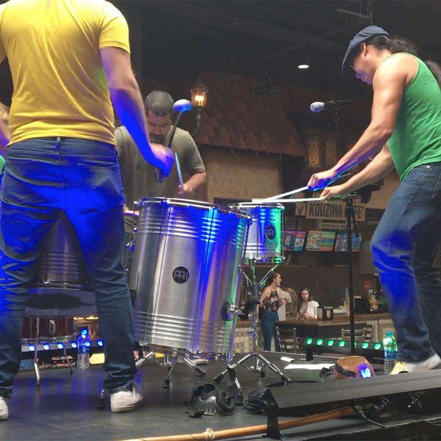 Batucada Drum - Percussion Show