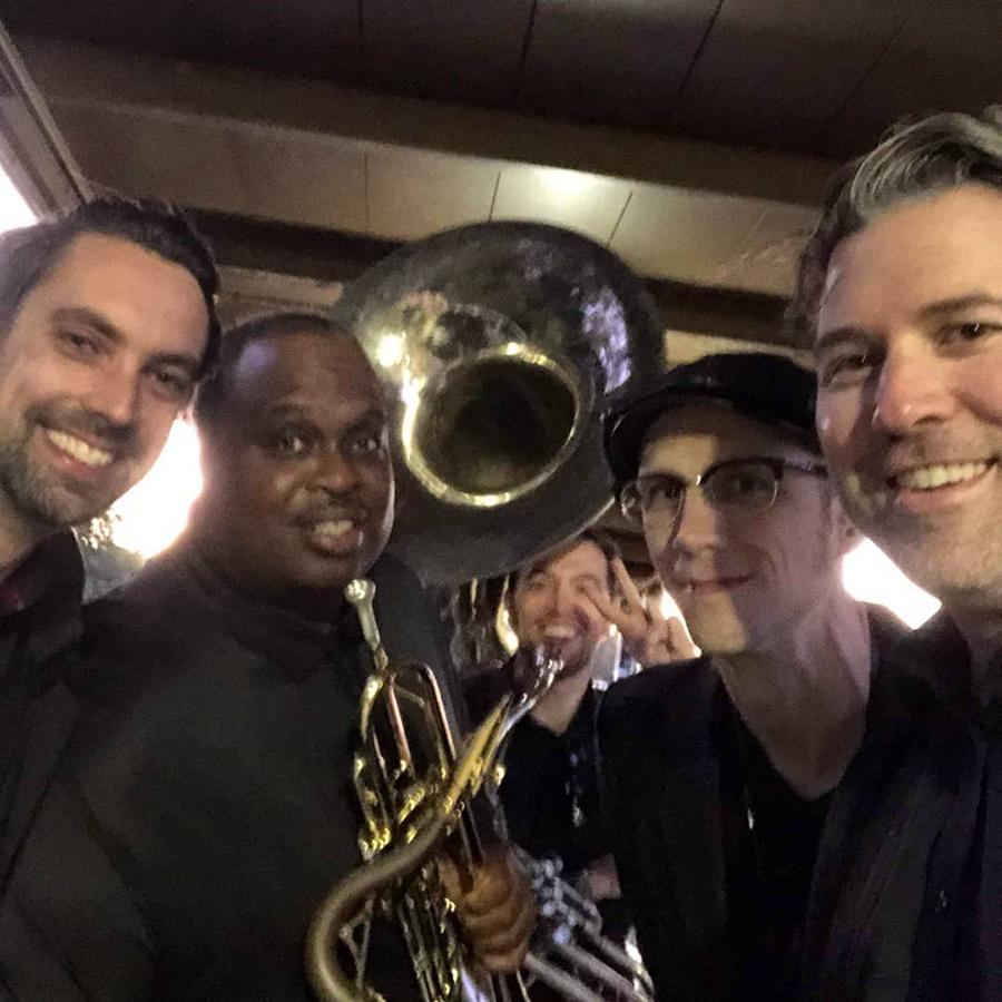 Mardi Gras Brass Band