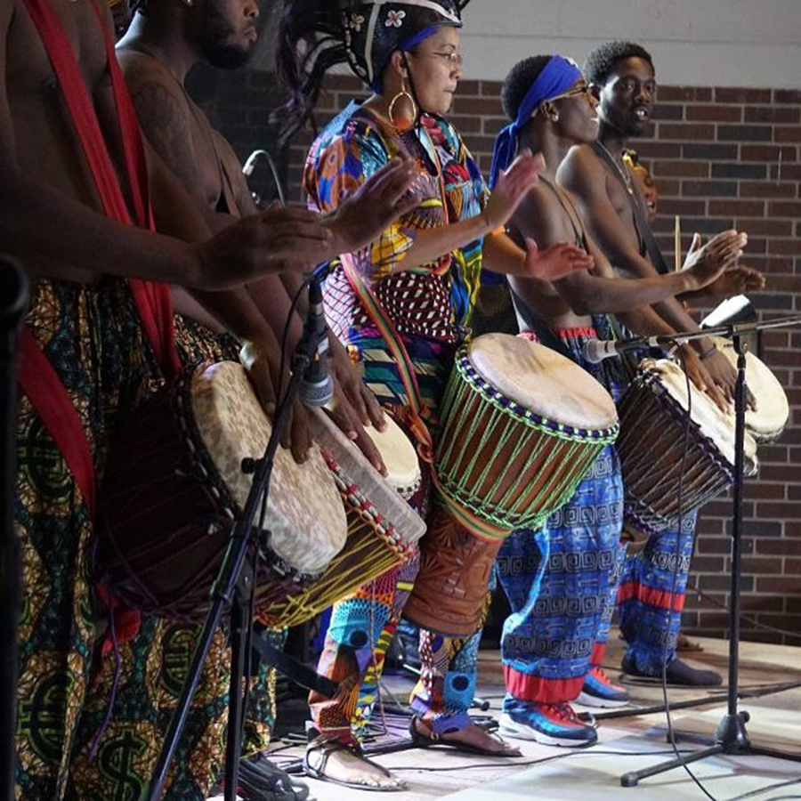 Sankofa African Drum and Dance