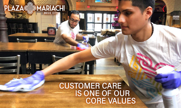 Customer Care and Health