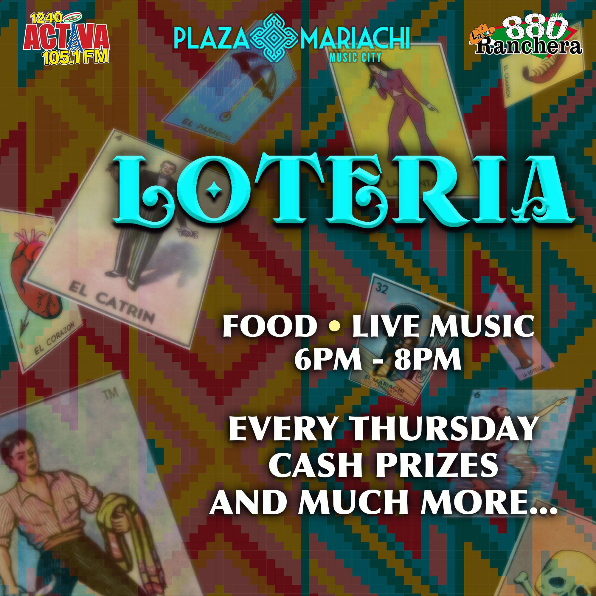 Loteria Night