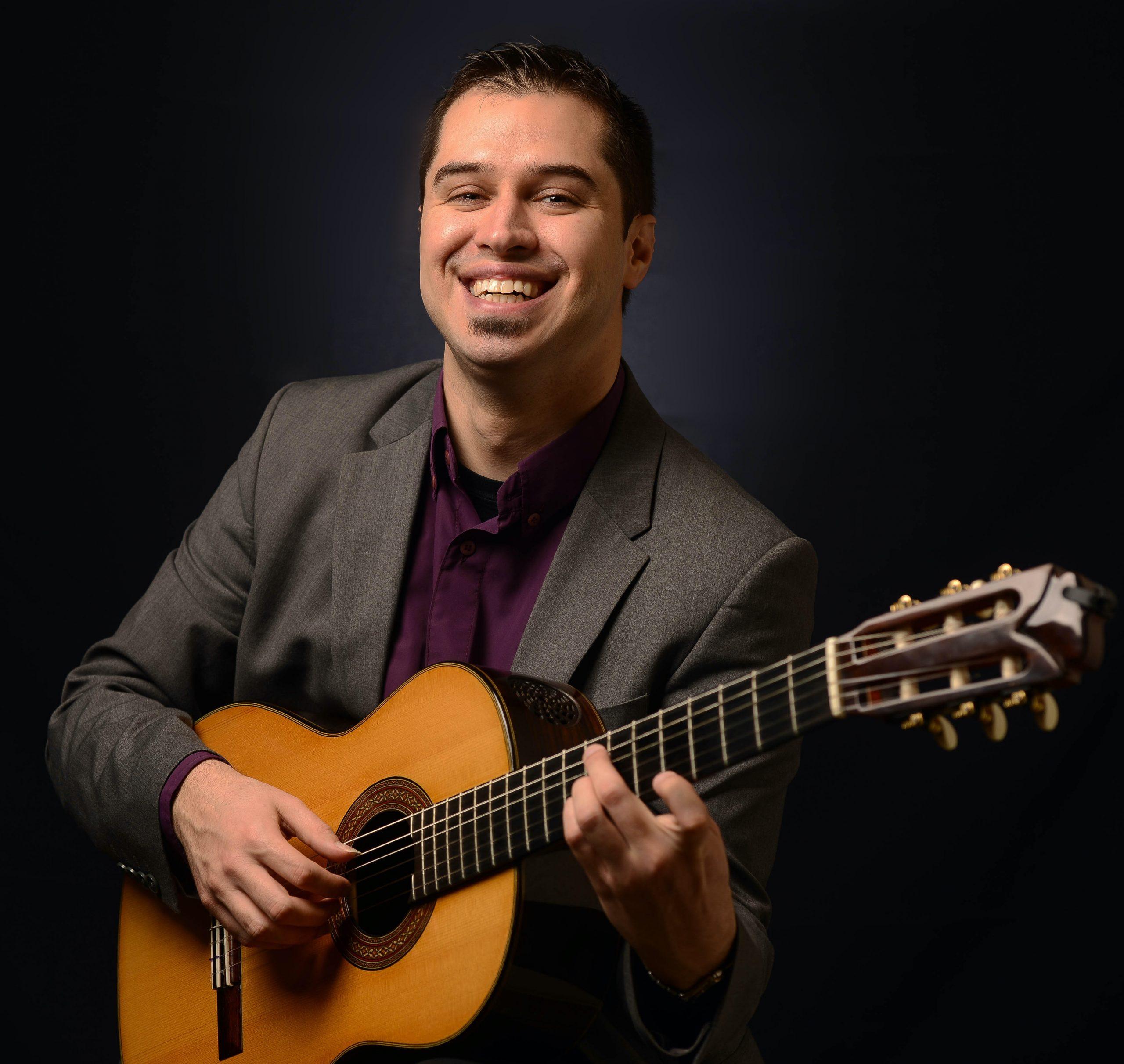 Brazilian Musician