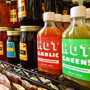 Hot Sauce Nashville