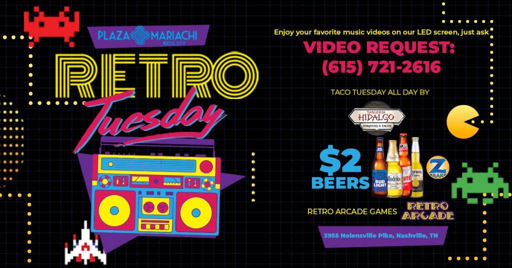 Retro Tuesday