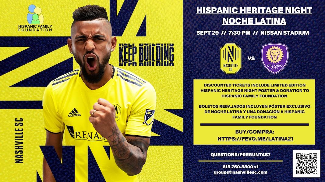 Hispanic Heritage Night